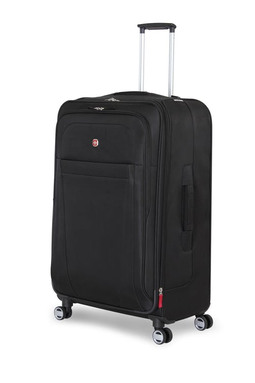 "Swissgear 6305 28"" Zurich Expandable Spinner Luggage - Black"