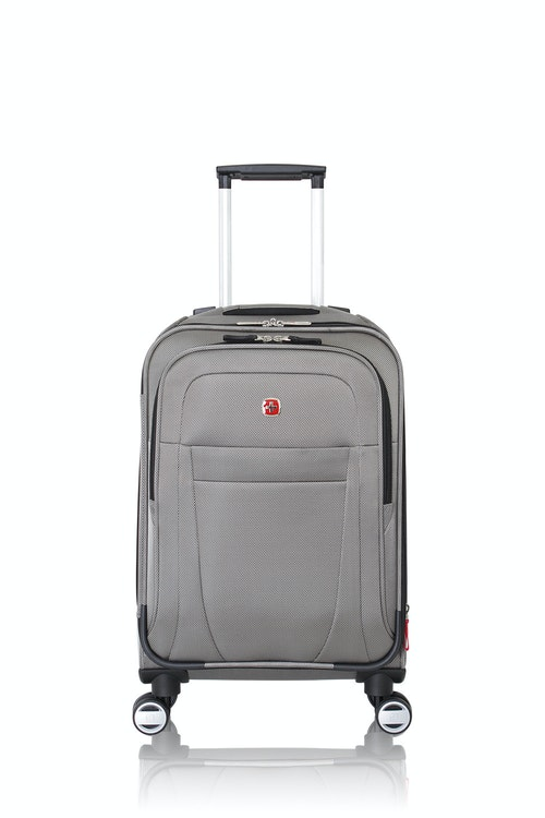 "Swiss Gear Zurich 20"" Carry On Pilot Case Luggage"