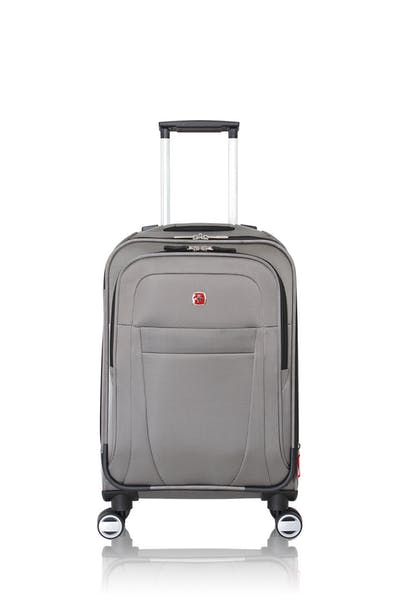 "Swissgear 6305 19"" Zurich Expandable Spinner Carry On Pilot Case Luggage"