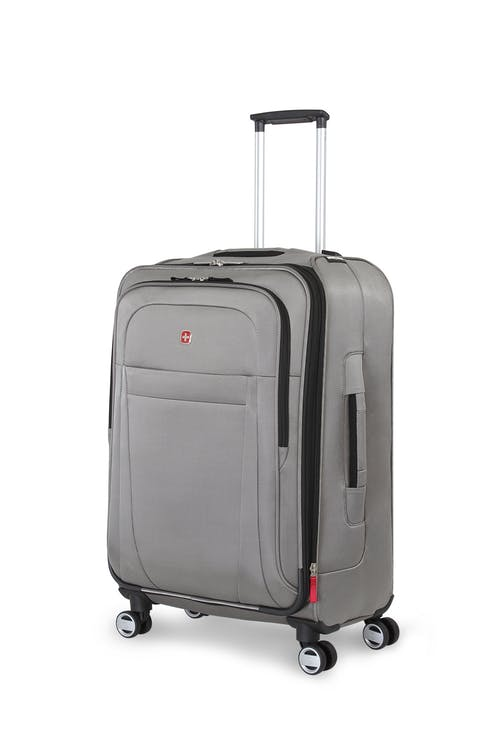 "Swissgear 6305 Zurich 24"" Expandable Luggage - Pewter"