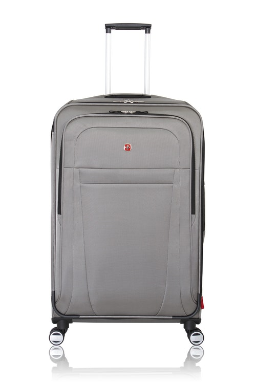 Soft luggage soft sided luggage spinner and carry on swissgear for Swissgear geneva 19