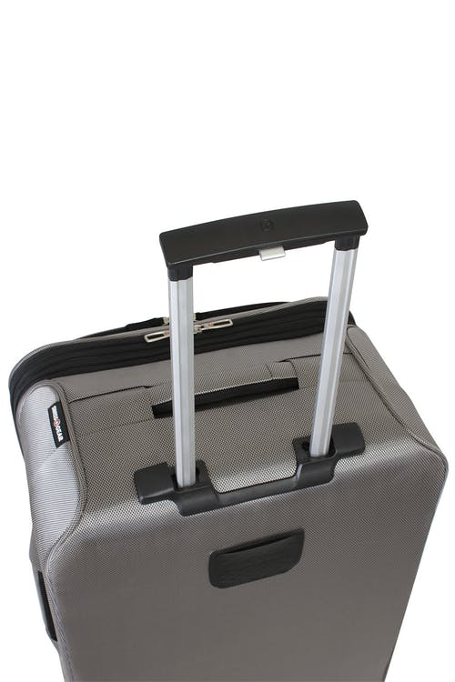 """Swissgear 6305 Zurich 28"""" Expandable Luggage Retractable, locking handle"""