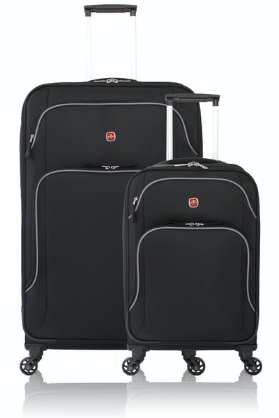 SWISSGEAR 6320 Expandable Luggage 2pc set