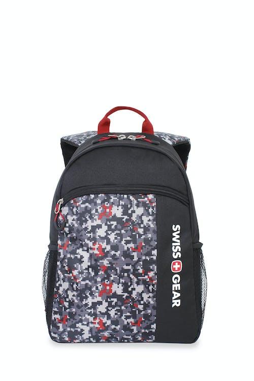 Swissgear 6326 Boys Digicraft Backpack - Side water bottle pockets