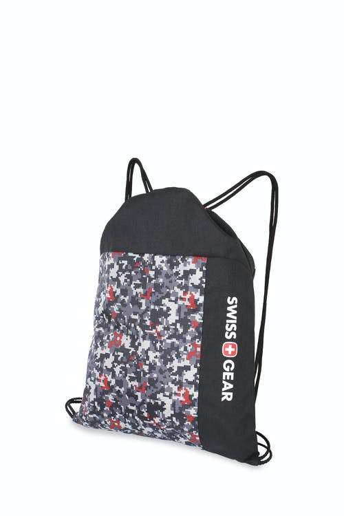 Swissgear 6326 Boys Digicraft Cinch Sack - Camo