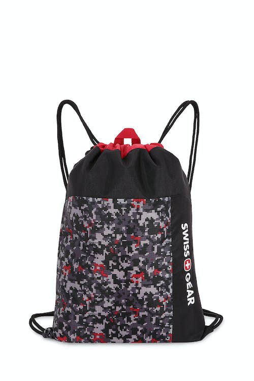 Swissgear 6326 Boys Digicraft Cinch Sack Top web handle