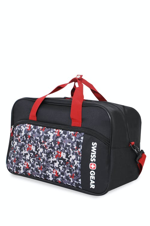 Swissgear 6326 Boys Digicraft Duffel Bag - Camo
