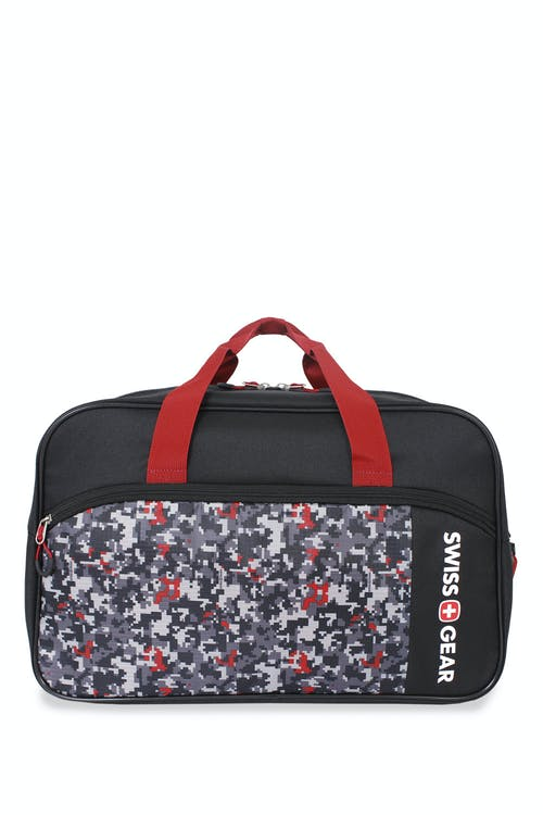 Swissgear 6326 Boys Digicraft Duffel Made of durable polyester