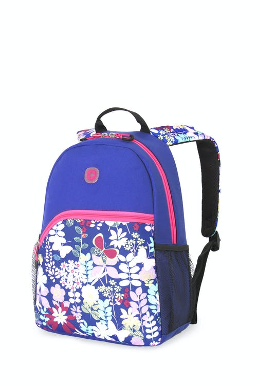 Swissgear 6337 Girl's Backpack - Pink Floral