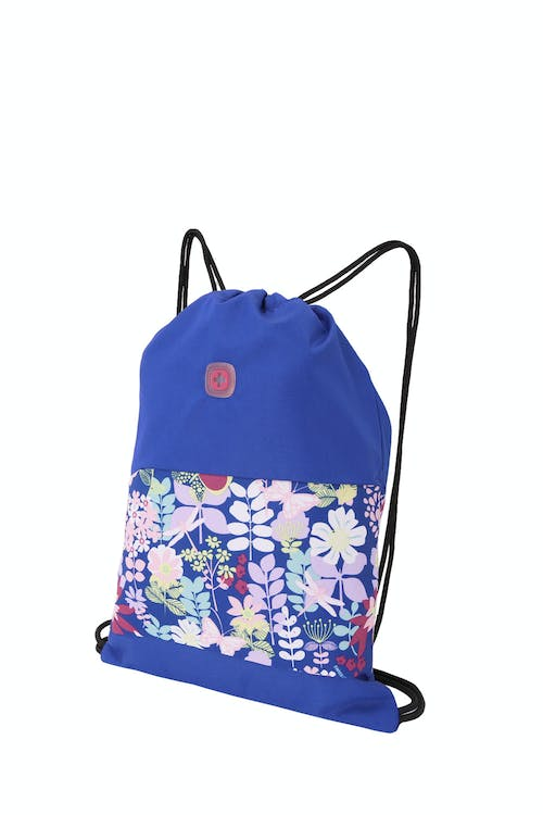 Swissgear 6337 Girls Cinch Sack - Pink Floral