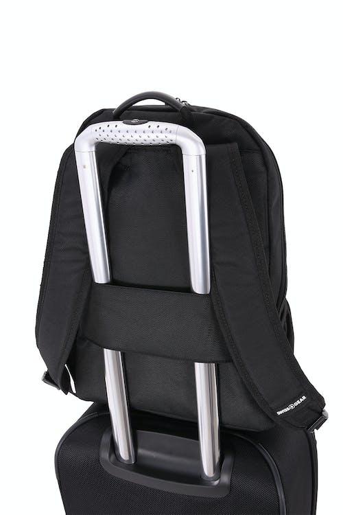 SWISSGEAR 6369 Laptop Backpack add-a-bag
