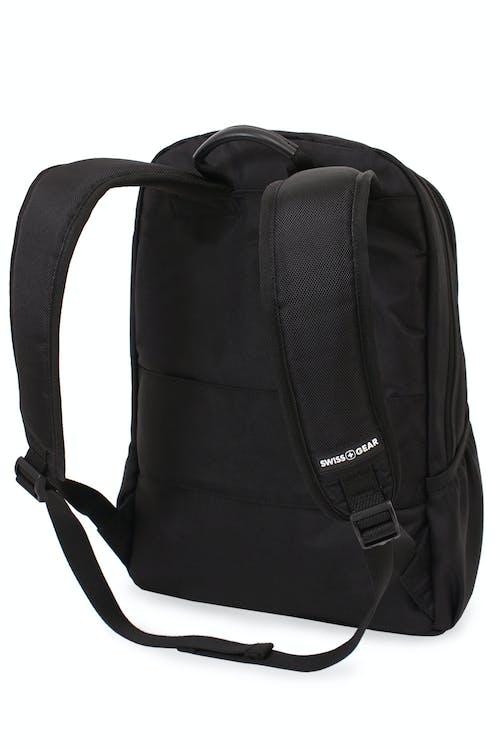 SWISSGEAR 6369 Laptop Backpack Adjustable ergonomically contoured, padded shoulder straps
