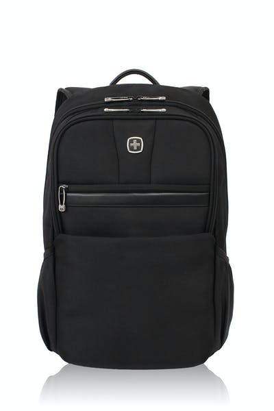 Swissgear 6369 Laptop Backpack - Black