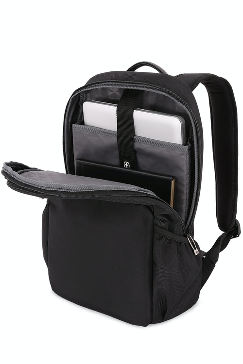 SWISSGEAR 6369 Laptop Backpack Large main compartment