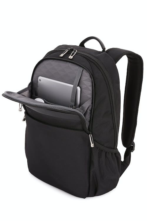 SWISSGEAR 6369 Laptop Backpack Organizer compartment
