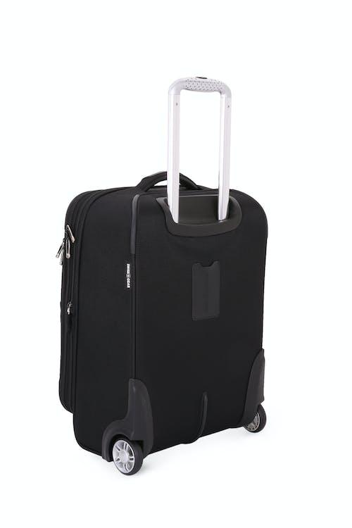 "SWISSGEAR 6369 20"" 2 Wheel Upright Luggage Integrated ID tag"