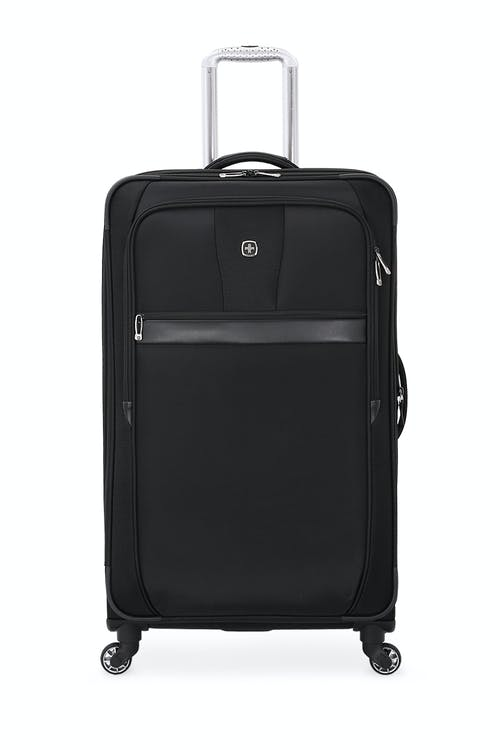 "SWISSGEAR 6369 28.5"" Spinner Luggage expands by 1.5"""