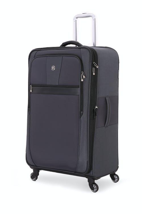 "SWISSGEAR 6369 28.5"" Spinner Luggage in Dark Grey/Black"