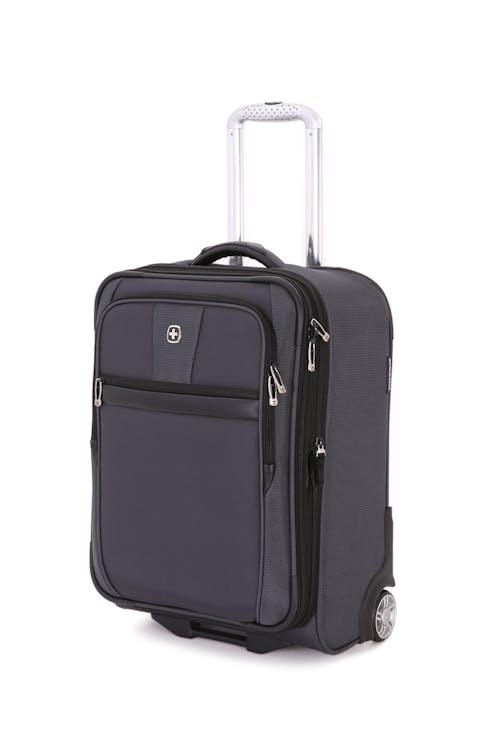"SWISSGEAR 6369 20"" 2 Wheel Expandable Upright Luggage"