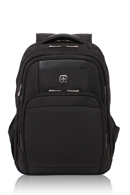Swissgear 6369 Laptop Backpack Black