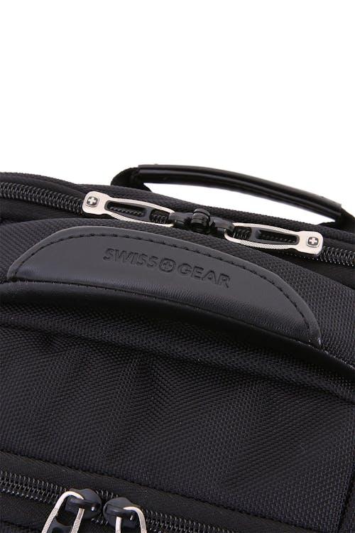 Swissgear 6392 Scansmart Backpack zippers