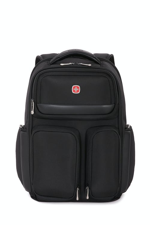 "SWISSGEAR 6393 17"" ScanSmart Backpack in Black"
