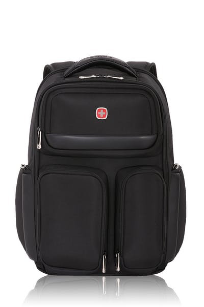 Swissgear 6393 ScanSmart Backpack - Black
