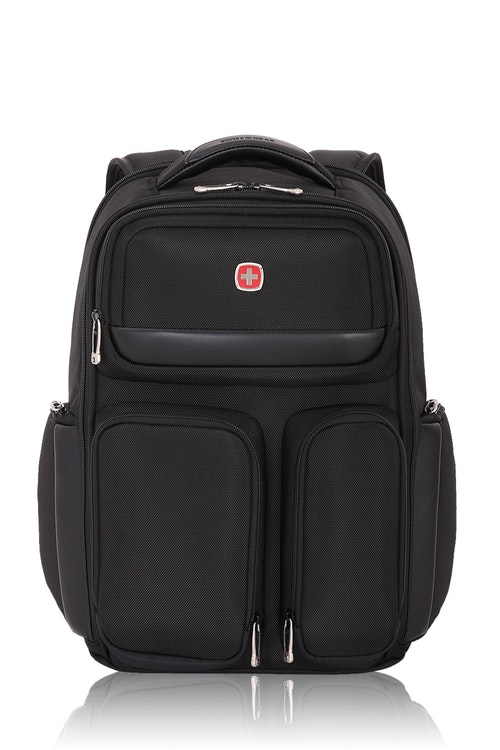 "SWISSGEAR 6393 17"" ScanSmart Backpack"