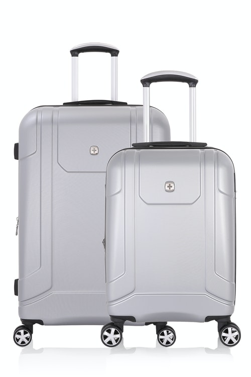 SWISSGEAR 6396 Expandable Hardside Spinner 2pc Set