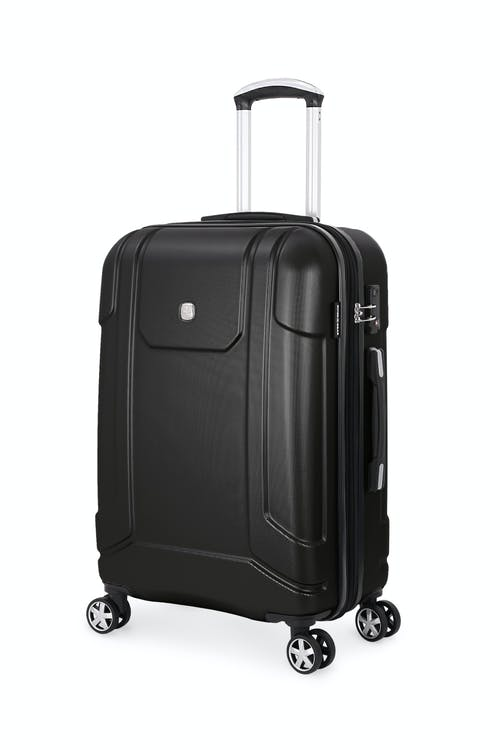"SWISSGEAR 6396 24"" Expandable Hardside Spinner - Black"
