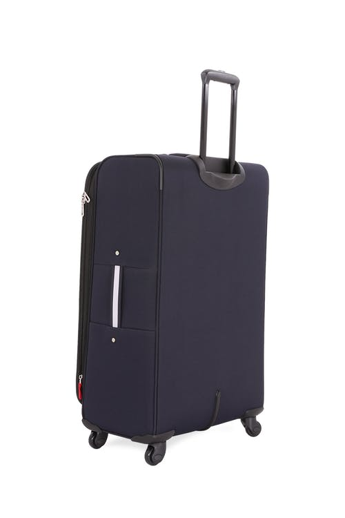"Swissgear 6397 24"" Expandable Liteweight Spinner Luggage Integrated ID tag"