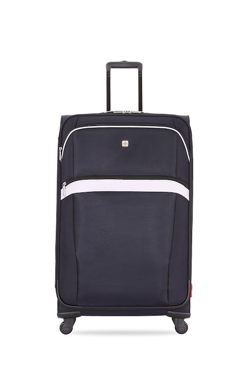 "Swissgear 6397 24"" Expandable Liteweight Spinner Luggage"