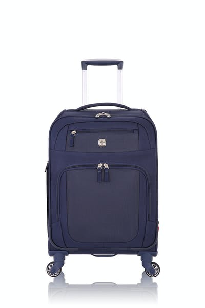 "SWISSGEAR 6570 18"" Expandable Liteweight Spinner Luggage"