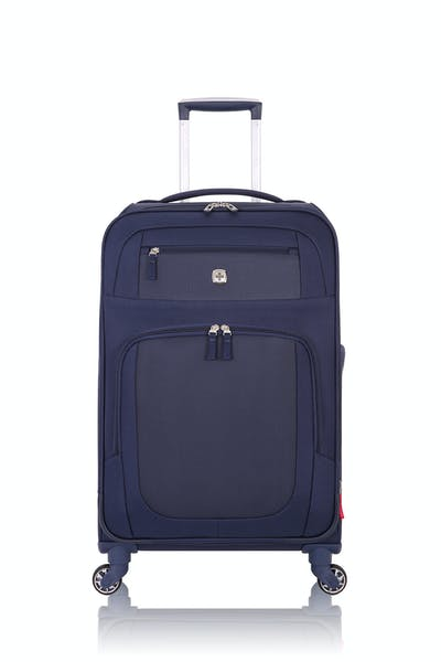 "Swissgear 6570 23"" Expandable Liteweight Spinner Luggage"