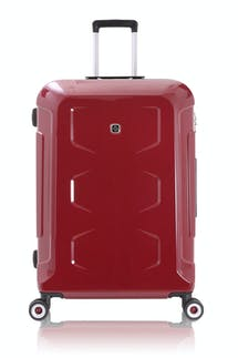 "SWISSGEAR 6572 Limited Edition 27"" Hardside Spinner - Swiss Red"