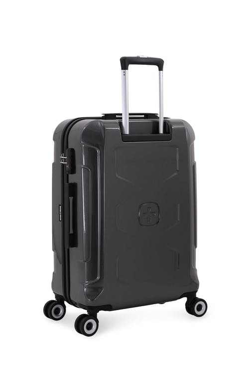 "SWISSGEAR 6572 Limited Edition 23"" Hardside Spinner Polycarbonate hardshell construction"