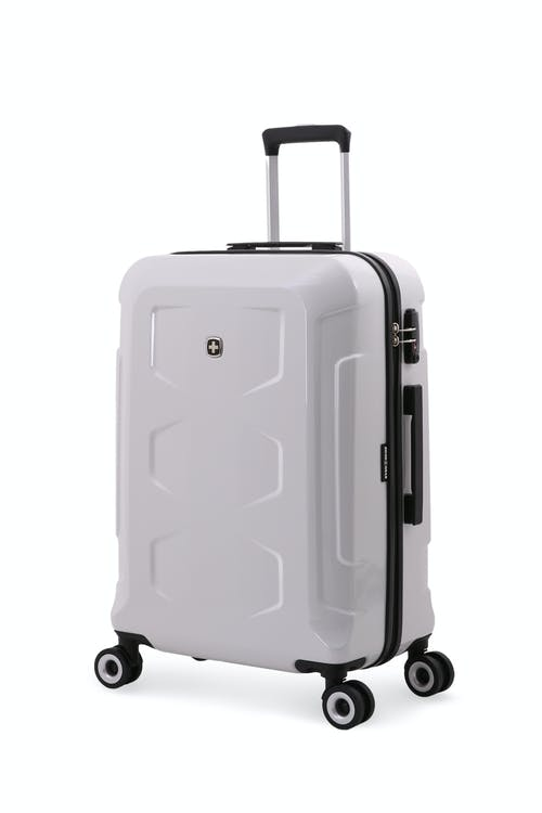 "SWISSGEAR 6572 Limited Edition 23"" Hardside Spinner - White"