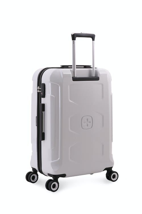 "Swissgear 6572 Limited Edition 23"" Hardside Spinner Luggage Polycarbonate hardshell construction"