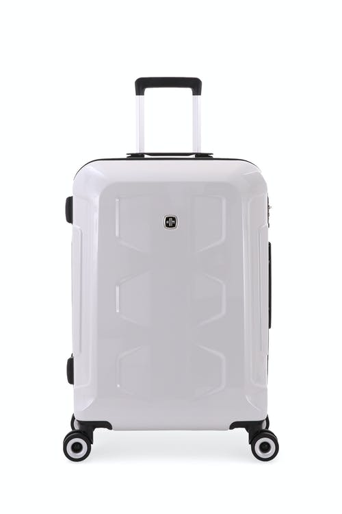 "Swissgear 6572 Limited Edition 23"" Hardside Spinner Luggage Molded lift handle"