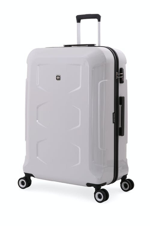 263ad4614 Swissgear 6572 27 Limited Edition Hardside Spinner Luggage - White