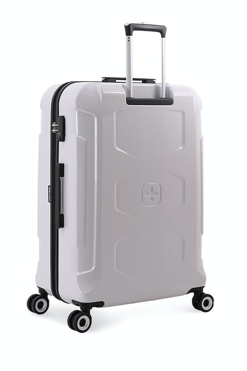 "Swissgear 6572 Limited Edition 27"" Hardside Spinner Luggage Polycarbonate hardshell construction"