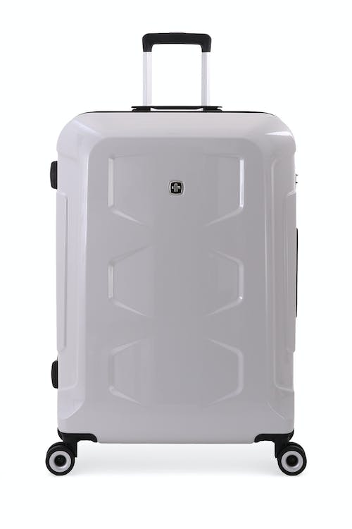 "Swissgear 6572 Limited Edition 27"" Hardside Spinner Luggage Molded lift handle"