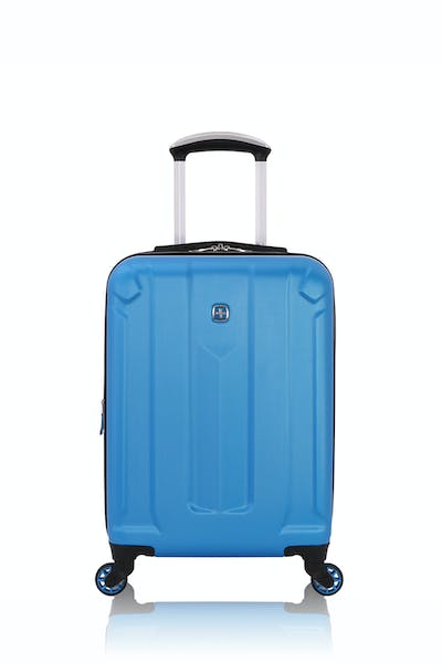 "Swissgear 6573 Zurich 18"" Expandable Hardside Spinner Luggage"