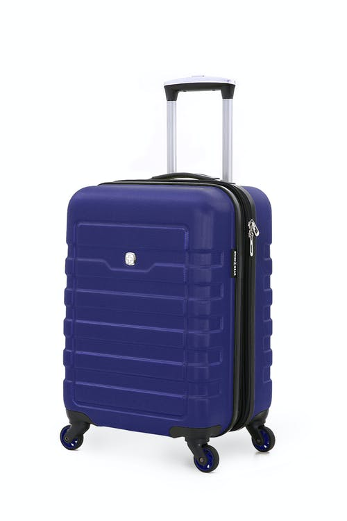 "SWISSGEAR 6581 19"" Expandable Hardside Spinner In Blue"