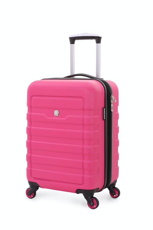 "SWISSGEAR 6581 19"" Expandable Hardside Spinner In Fuscia"
