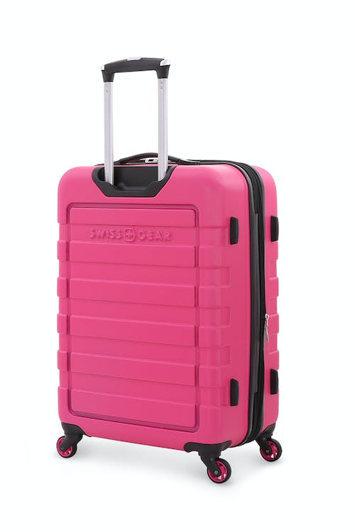 """Swissgear 6581 23"""" Expandable Hardside Spinner Luggage expands for additional packing space"""