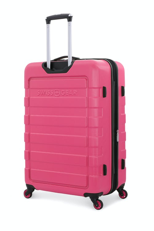"Swissgear 6581 27"" Expandable Hardside Spinner Luggage expands for extra packing space"