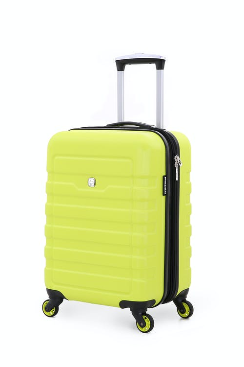 "Swissgear 6581 18"" Expandable Hardside Spinner Luggage"