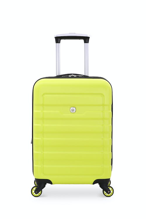 "SWISSGEAR 6581 19"" Expandable Hardside Spinner wide body design split case design"
