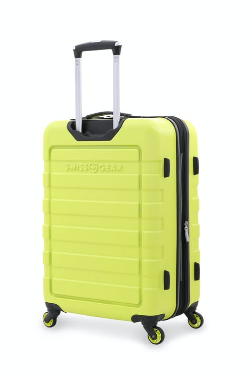 """SWISSGEAR 6581 24"""" Expandable Hardside Spinner Expandable by 1.5"""""""